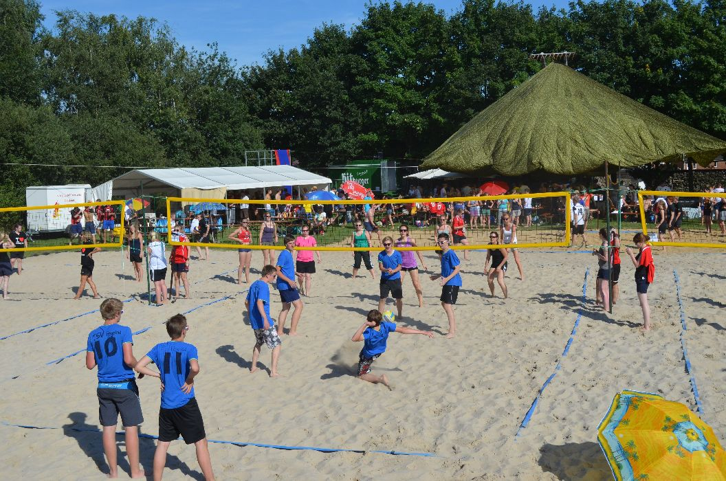 Beachvolleyballturnier Messingen 2012 - 19