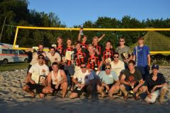 Beachvolleyballturnier Messingen 2012 - 11