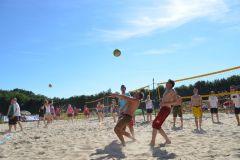 Beachvolleyballturnier Messingen 2012 - 16