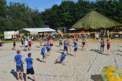 Beachvolleyballturnier Messingen 2012 - 19