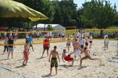 Beachvolleyballturnier Messingen 2012 - 2