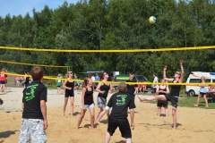 Beachvolleyballturnier Messingen 2012 - 1