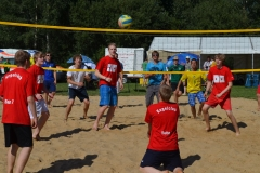 Beachvolleyballturnier Messingen 2012 - 14