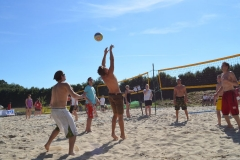 Beachvolleyballturnier Messingen 2012 - 15