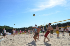 Beachvolleyballturnier Messingen 2012 - 16