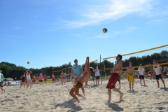 Beachvolleyballturnier Messingen 2012 - 17