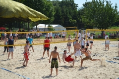 Beachvolleyballturnier Messingen 2012 - 2