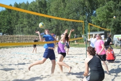 Beachvolleyballturnier Messingen 2012 - 20