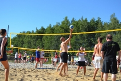 Beachvolleyballturnier Messingen 2012 - 25