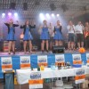 Unisono rocken auf dem Lingener Marktplatz