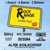 Rock Range Festival im Alten Schlachthof am 15.10.2016