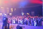 The Smashing Piccadillys rockten die Bühne der Landesgartenschau