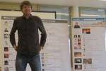Moritz Becker am 17. Mai in Meppen