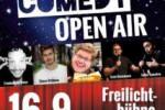 Kleinstadtcomedy erstmals auf Freilichtbühne in Meppen am 16.09.2017