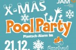 Pool-Party im Jam-Center