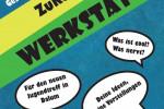 Zukunftswerkstatt für neuen Jugendtreff in Dalum am 14. September