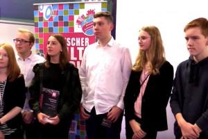 JUZ-TV Team erhält Sonderpreis