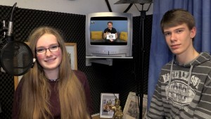 Vanessa Kersten und Björn Korte präsentieren die neue Sendung mit Sänger Johannes Oerding