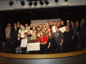 Die Preisträger des 21. Emsländischen Jugendförderpreises